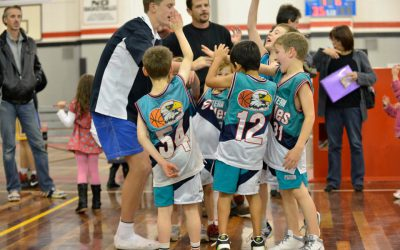Kids Basketball Croydon Area 3136