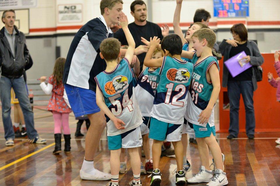 Kids Basketball Croydon Area 3136